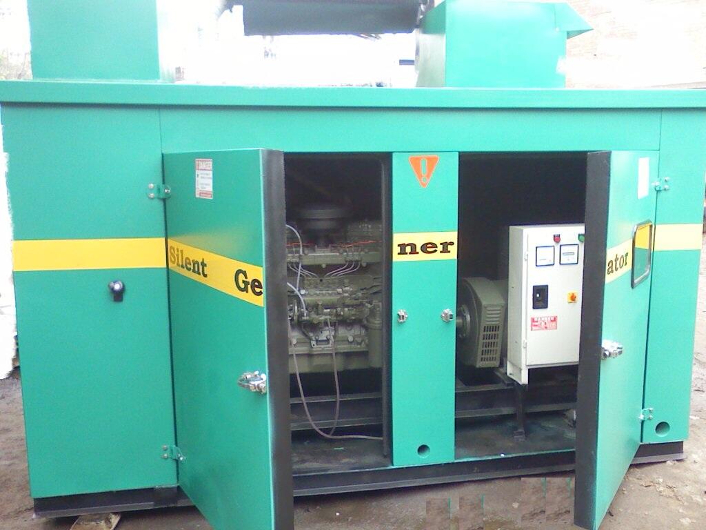 Mahindra Genset Mahindra Powerol 125 100 Kva Generator